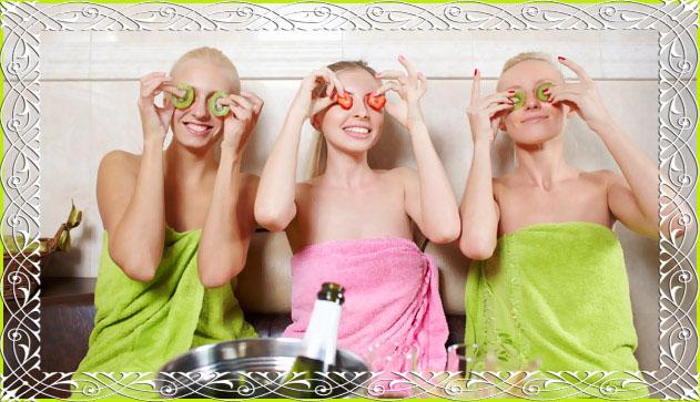 девичник в бане