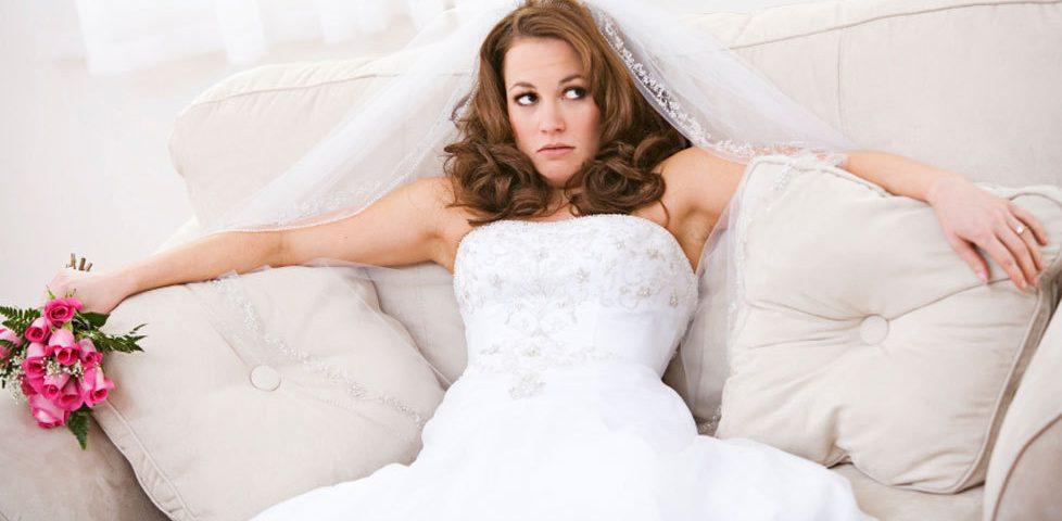 Предсвадебная депрессия у невесты отзывы